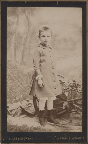 Tadeusz Artychowski, Portret dziecka