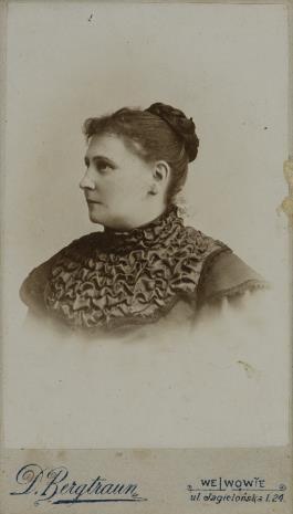 D. Bergtraun, Portret kobiety