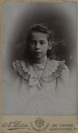 N. Lissa, Maria Aniela Stefkówna