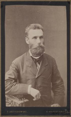 Tadeusz Artychowski, Portret mężczyzny