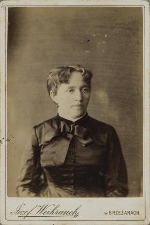 Józef Weihrauch, Portret kobiety