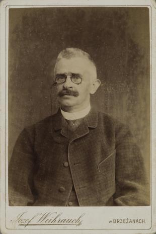 Józef Weihrauch, Portret mężczyzny