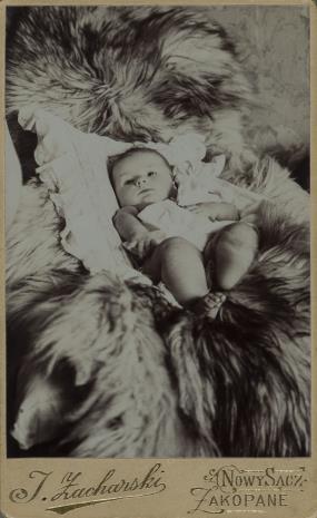 Józef Zacharski, Portret dziecka
