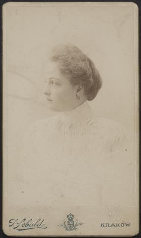 Józef Sebald, Portret kobiety