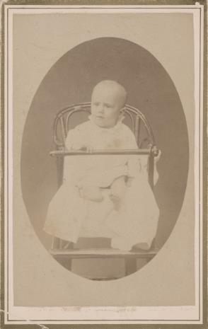 Józef Zajączkowski, Portret dziecka