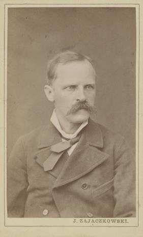 Józef Zajączkowski, Portret mężczyzny
