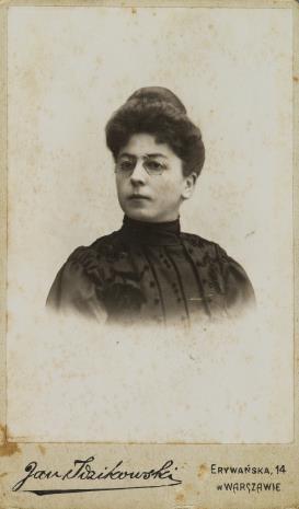Zakład fotograficzny Idzikowski Jan, Zofia Mazowiecka
