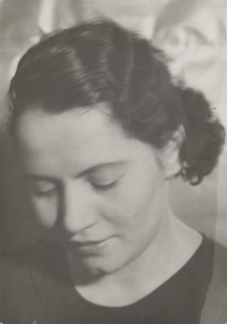 Aleksander Krzywobłocki, Portret żony