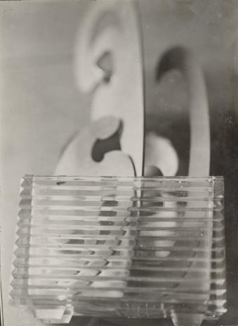 Aleksander Krzywobłocki, Kompozycja fotograficzna (krzywiki i szklana cegła)