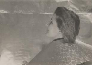 Portret Pani Adler
