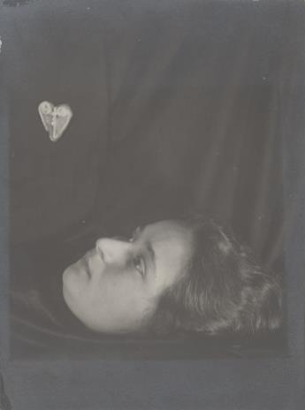 Aleksander Krzywobłocki, Portret kobiety - 1936