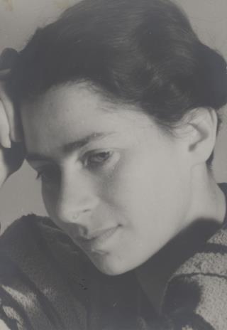 Aleksander Krzywobłocki, Portret Wandy Diamat 1930