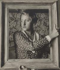 Portret art. malarki Magrit Sielskiej