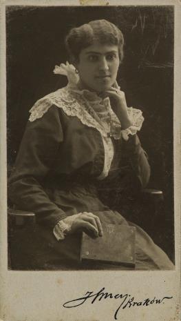 Juliusz Mien, Portret kobiety