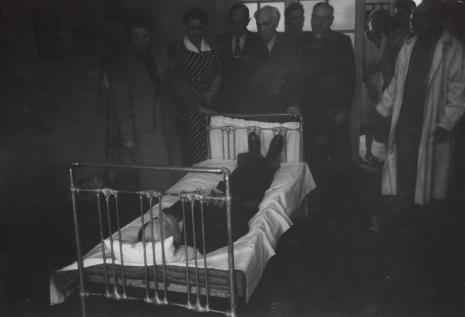 Jan Kosidowski, Śmierć Staffa