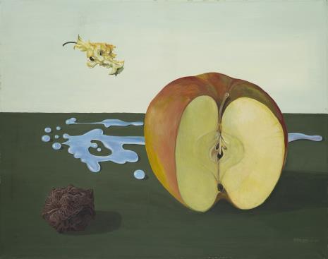 Leszek Rózga, Trzy jabłka w pejzażu