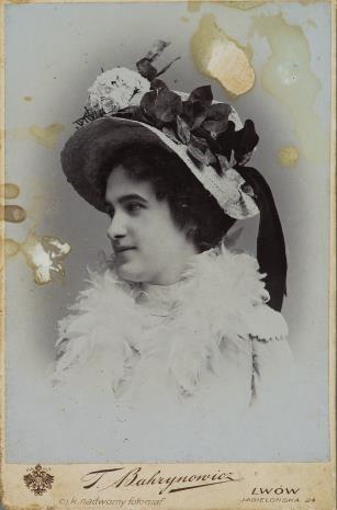 Teodozy Bahrynowicz, Bronisława Bąkowska