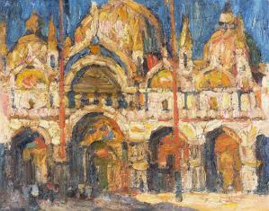 Kościół św. Marka w Wenecji