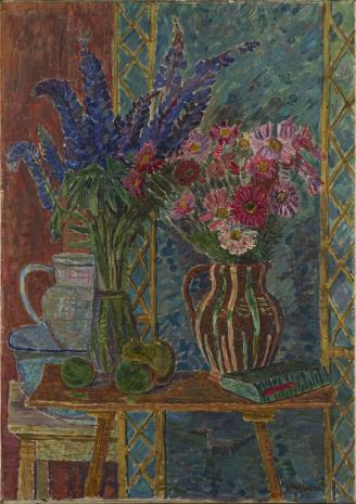 Zygmunt Waliszewski, Kwiaty