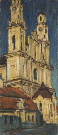 Aleksander Szturman, Kościół misjonarzy