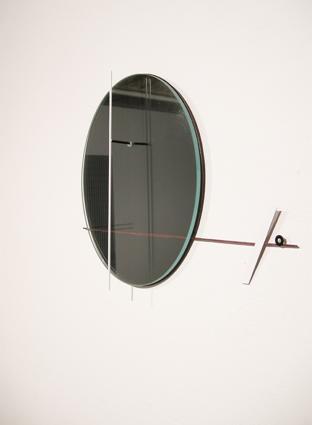 Marlena Kudlicka, A divided dot. Sculptural Collage No. 02 / Podzielony punkt. Kolaż rzeźbiarski nr 2