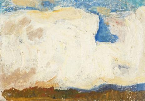 Aleksander Szturman, Żółta chmura