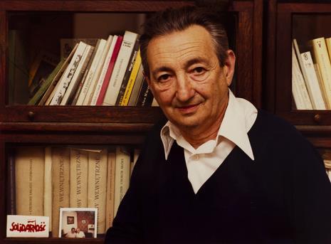 Tomasz Tomaszewski, Portret Marka Edelmana