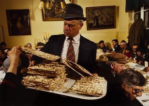 Seder w warszawskiej gminie