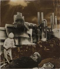 Z cyklu: Narodziny robota: Zmierzch cywilizacji