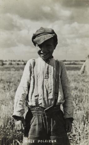 Józef Szymańczyk, Mały Poleszuk
