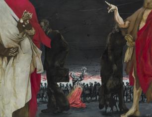 Opuszczona IX wg Grunewalda