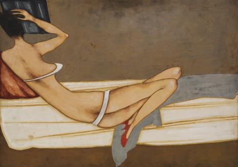 Jerzy Nowosielski, Wenus z lustrem