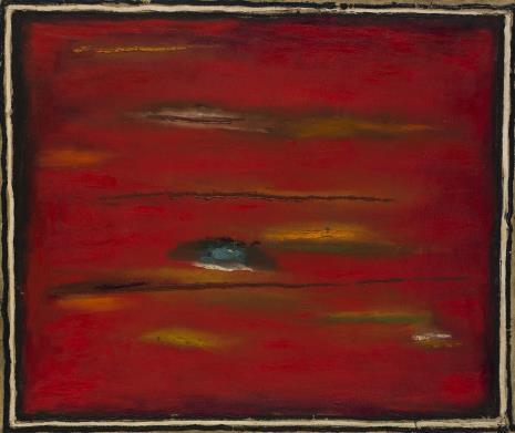 Jerzy Nowosielski, Abstrakcja niegeometryczna