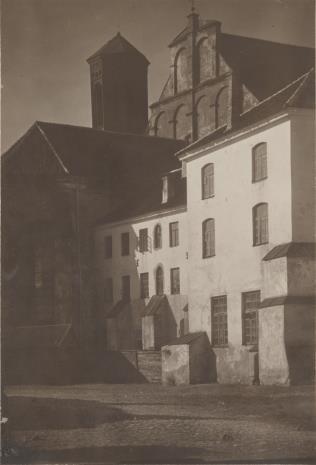 Jan Bułhak, Bernardyni - klasztor