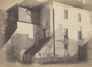 Bernardyni - mury klasztorne