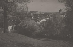 Widok z ogrodu Misjonarzy