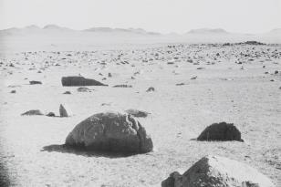 Pejzaż pustynny z cyklu