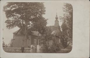 Kościół w Kryżlanach