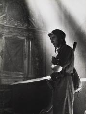 Powstaniec w kościele Św. Krzyża II