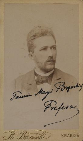 Stanisław Bizański, Portret mężczyzny