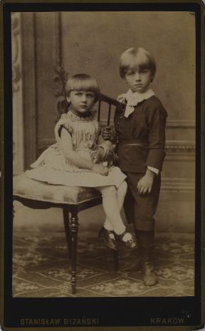 Stanisław Bizański, Portret dzieci