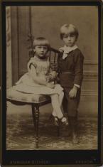 Portret dzieci