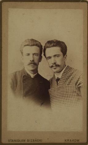 Stanisław Bizański, Portret podwójny dwóch mężczyzn