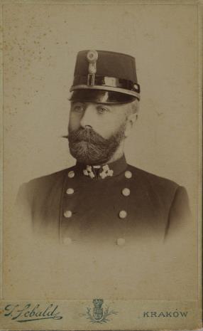 Józef Sebald, Portret mężczyzny