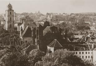 Wilno - Kościół Św. Jana i oo. Bernardynów