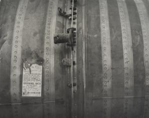 Zbiornik benzyny z cyklu