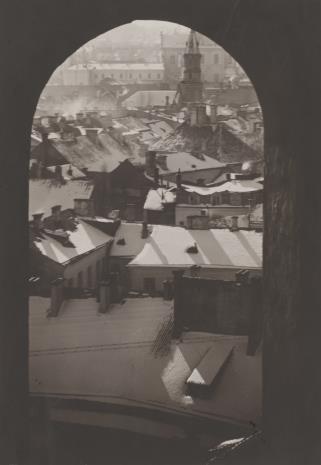Jan Bułhak, Widok z dzwonnicy św. Jana