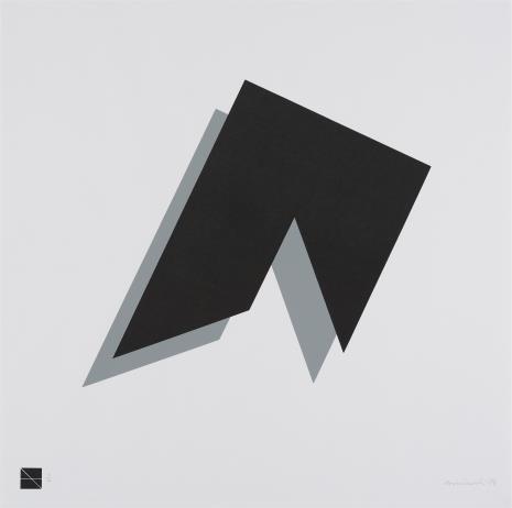 Ryszard Winiarski, Czarny kwadrat czyli fruwająca geometria 3