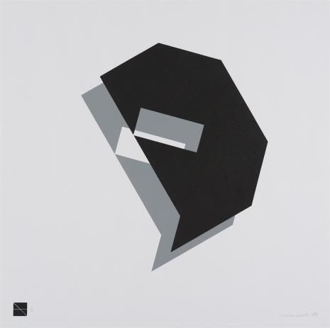 Ryszard Winiarski, Czarny kwadrat czyli fruwająca geometria 4