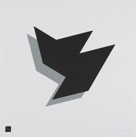 Ryszard Winiarski, Czarny kwadrat czyli fruwająca geometria 6